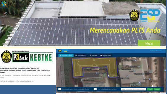 Survei Pemasangan PLTS Atap Gratis dan Mudah Pakai Aplikasi E-SMART